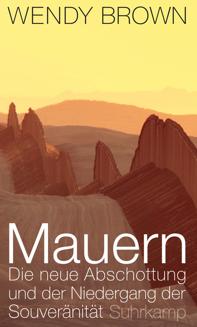 Cover von Wendy Brown: Mauern